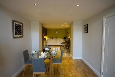 Basement Conversion for New Dining Room
