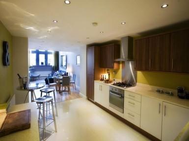Basement Conversion for New Kitchen