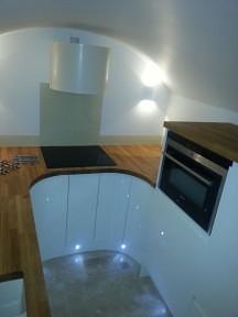 Basement Conversion for New Range Kitchen