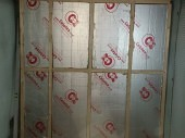 Installation of insulation in the basement conversion
