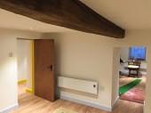 Boroughbridge Basement Conversion Into Office Home Study After