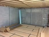 Harrogate Basement Conversion Into Additional Bedroom Waterproofing