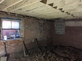 Harrogate Basement Conversion Into Additional Bedroom Prior To Project Start