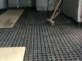 Basement Conversion Floor Membrane