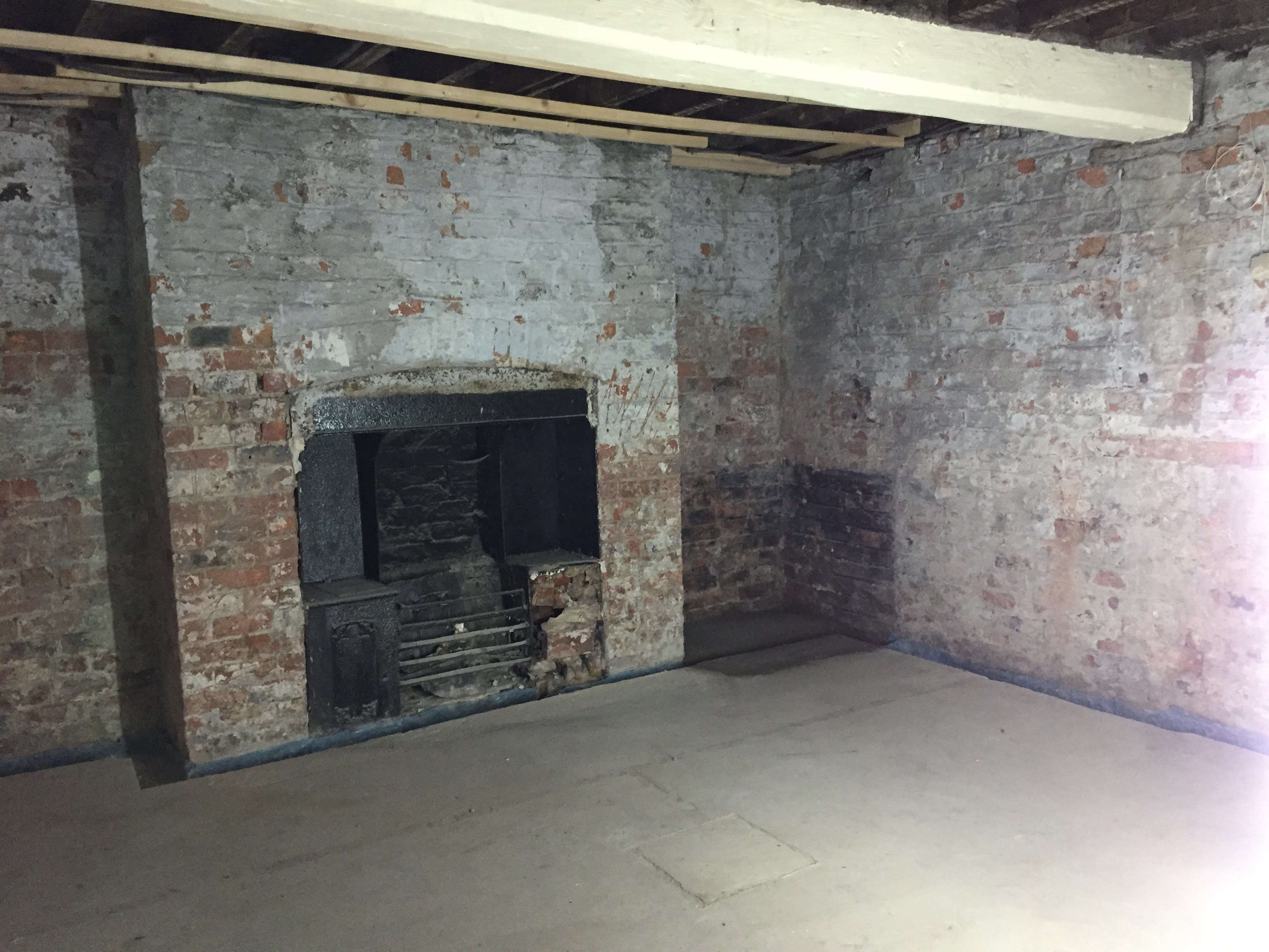 Basement Waterproofing Project In York For Construction