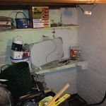 Huddersfield Basement Conversion - Flooded Cellar To Dry Storage Space
