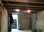 York Basement Conversion - Wet Basement To Dry Usable Space