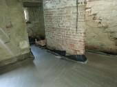Basement Conversion Harrogate - Damp Basement to Luxury Bespoke Kitchen Before