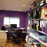 Basement Conversion York - Flooded Basement To Home Office