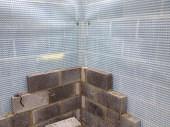 Cellar Tanking Leeds - New Build Basement Waterproofing After