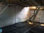Commercial Cellar Tanking Project for a Leeds Building Contractor