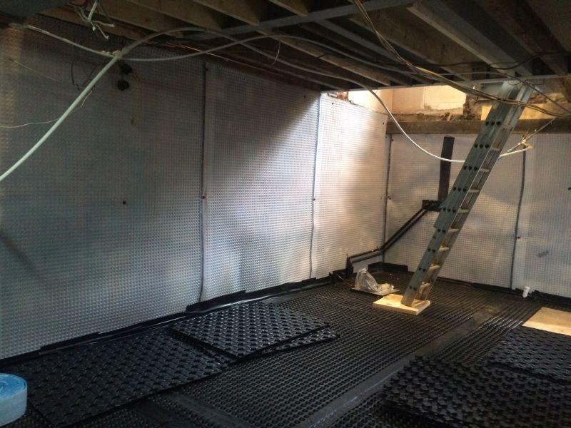 Commercial Cellar Tanking In Headingley