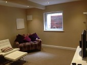 Basement Conversion in Knutsford, Cheshire After