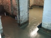 Leeds Damp Cellar To Two Double Bedrooms, Bathroom & Storage