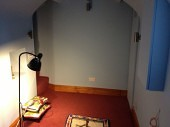 Leeds Basement Conversion - Damp Barrel Vaulted Basement To Additional Living Space With Media Room