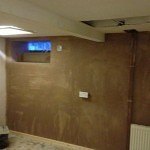 Sheffield Basement Conversion - Flooded Cellar to Dry Storage Area