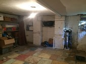 Before the basement conversion