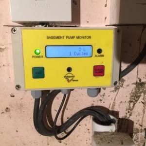 Sump Pump Installation Manchester - Moniter
