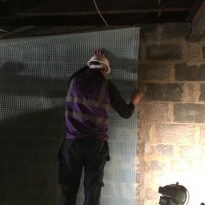 Commercial Basement Waterproofing Rawdon