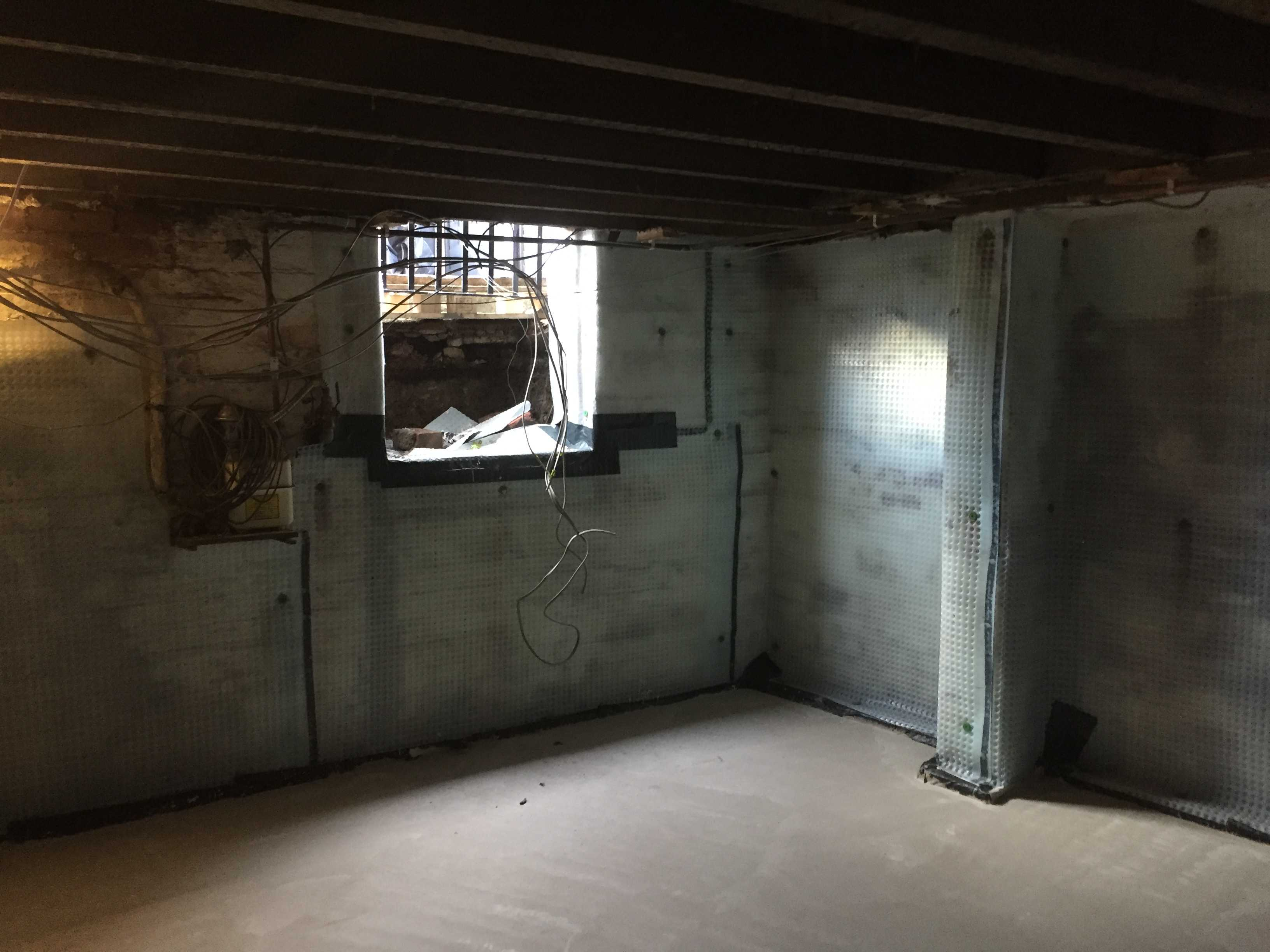 Basement Conversion To Victorian End Terrace In Leeds