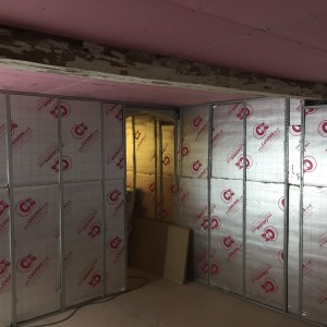 Basement Conversion In Snaith To Dry Storage