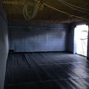 Commercial Basement Waterproofing in High Callerton